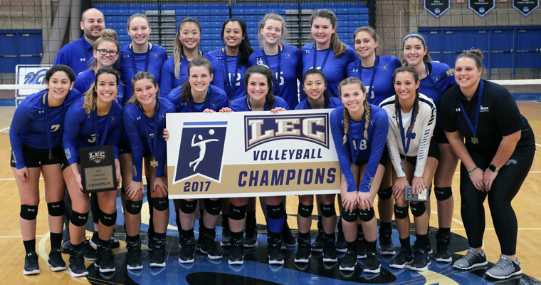Women's Volleyball Earns 8th Conference Tournament Title; Will Play in NCAA Regional Friday